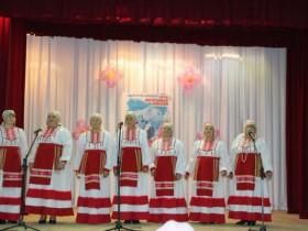 1 октября в Слакбашевском СДК отметили Международный День пожилых людей.