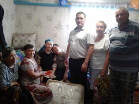 20 июня 2019 года исполнилось 90 лет труженику тыла в годы Великой Отечественной войны жителю нашего сельского поселения Егоровой Анне Георгиевна.